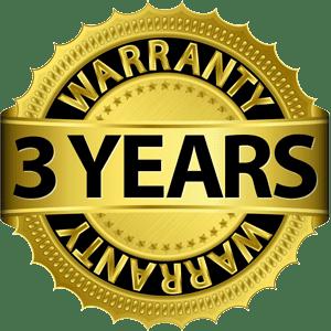 warranty3years