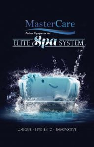 Unique, Hygienic and Innovative solution for homes and institutions to provide a complete spa experience.
