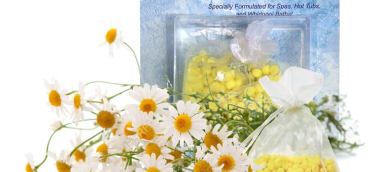 Chamomile in Aromatherapy