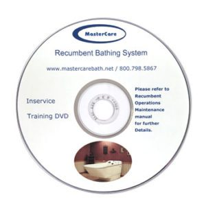 Inservice Training DVD for the Recumbent Bathing System