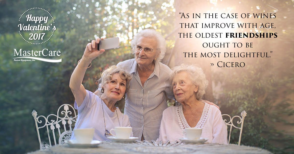 the oldest friendships ought to be the most delightful.