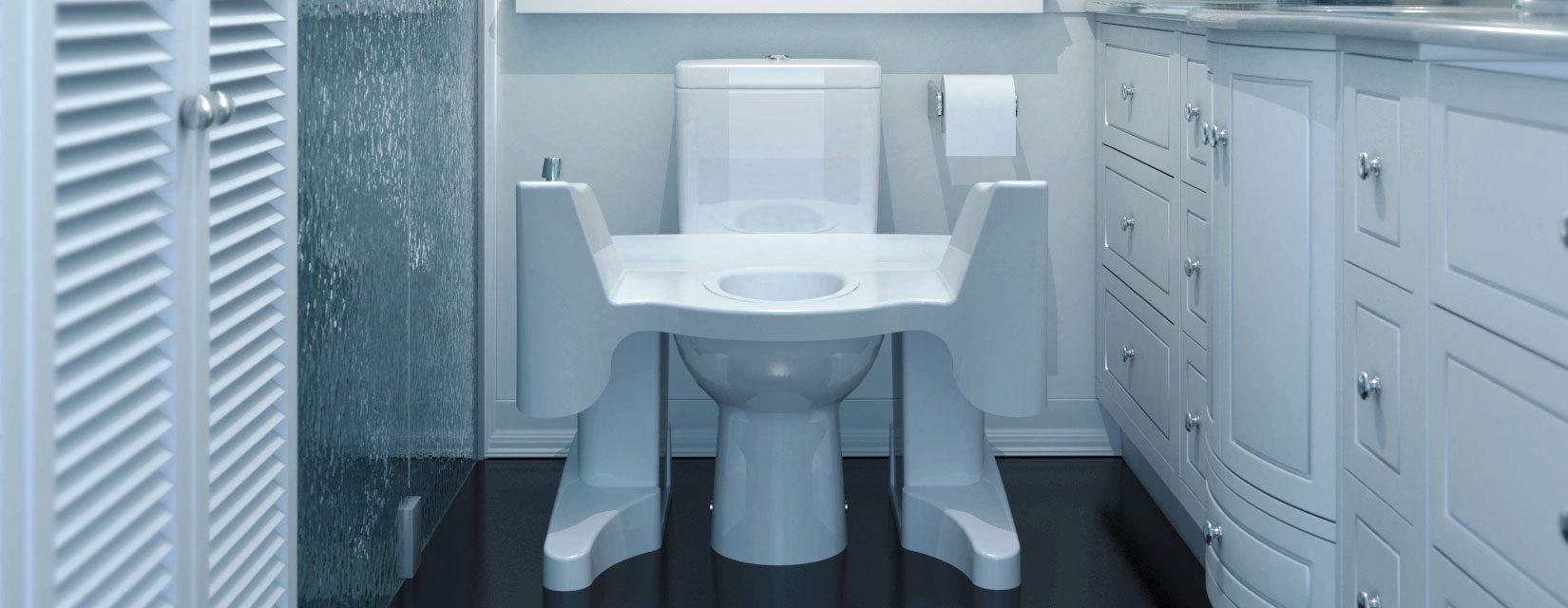 Toilet Lift System   MasterCare Patient Equipment